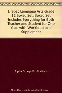 Workbook Lifepac Language Arts Book