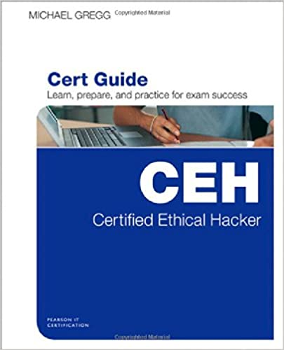 Certified Ethical Hacker Book