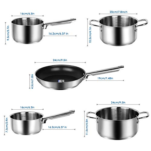 Buy the best pot and pan set