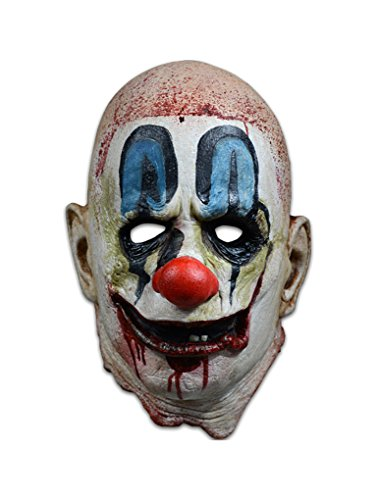Mask Rob Zombie (Adult size Rob Zombie's 31 - Poster Mask - Trick or Treat)