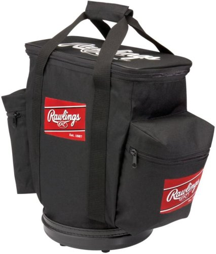 - Rawlings RBALLB Ball Bag (Black)