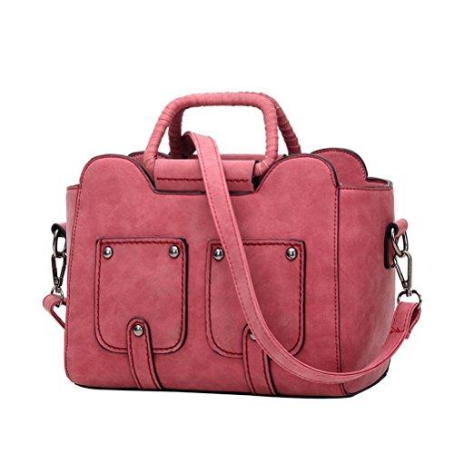 La Nago - bolso mujer Rojo - rojo