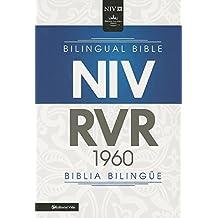 RVR 1960/NIV Bilingual Bible - Biblia bilingüe