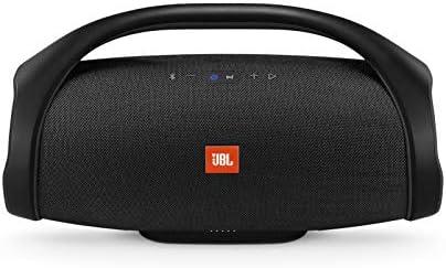 JBL Boombox – Waterproof Moveable Bluetooth Speaker – Black
