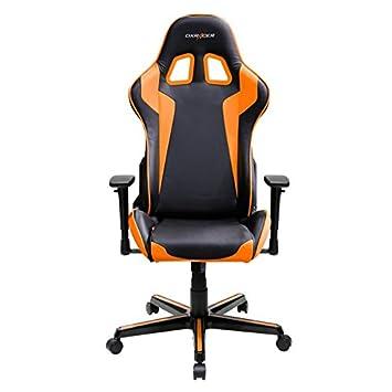 Amazon.com: DXRacer OH/fh00 Racing cubeta asiento silla de ...