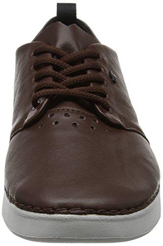 Sneaker Kuraal Da Uomo Boxfresh Marrone (marrone)