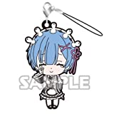 Re:Zero -Starting Life in Another World- Capsule Toy Rem Rubber Strap Smile & Tears (single)