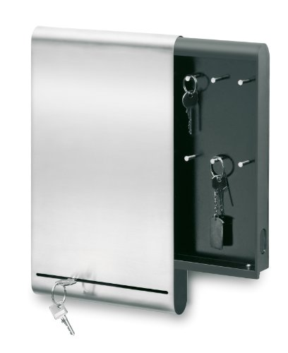 Blomus Stainless Steel Key Box and Magnet Board by Blomus