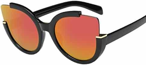 a735bc3567b2 Litetao Hot Sale Womens Mens Sunglasses Spring Summer Retro Fashion Aviator  Mirror Lens Glasses for Driving