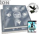 DDR SuperNova 2 and 2 x Dance Dance Revolution iON Metal Pads