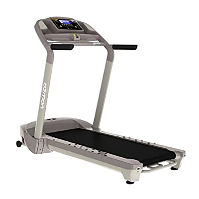 Yowza Fitness Osprey Transformer Treadmill with Space Saving Design