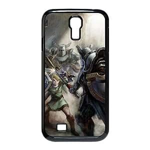 the legend of zelda twilight princess Samsung Galaxy S4 9500 Cell Phone Case Black 53Go-475828