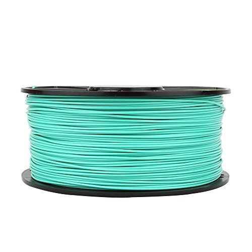 WYZWorks Printer Filament Turquoise MarkerBot