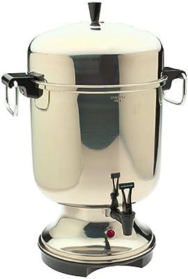 Amazon Com Farberware Fsu255 55 Cup Electric Urn Coffee Urns Coffee Urns