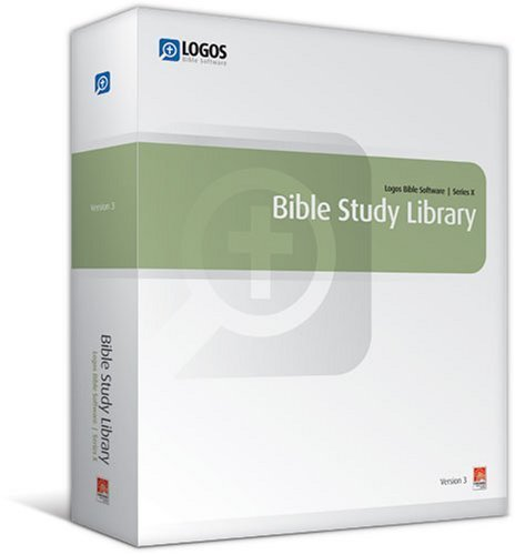 Bible Study Library (DVD) - Logos Bible Software 3