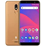 "BLU Studio View 2019 – 6.0"" GSM Unlocked Smartphone, 32GB+1GB RAM -Brown"