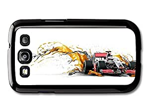 Car Splash Fast Sports Driver case for Samsung Galaxy S3 by rushername