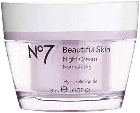 no7 beautiful skin night cream