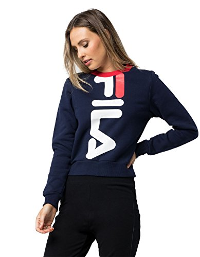 fila-mona-womens-crop-sweatshirt-navy-medium