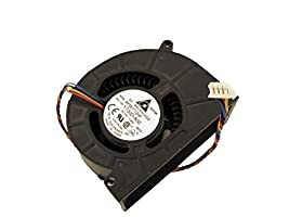 Dell T7500 2nd Processor Memory Cooling Fan Y730D 0Y730D