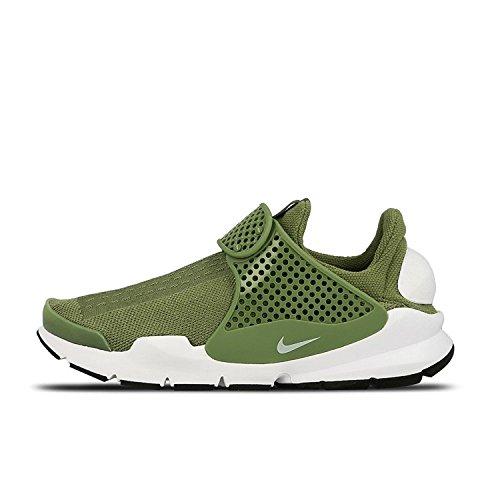 Nike Womens Sock Dart SE Running Shoes Palm Green/White/Black excellent for sale TnZLK