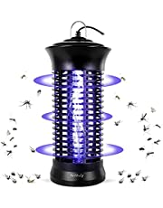 Mosquitoes Killer Lamp Bug Zapper Electronic Mosquito Lamp UV Light Lamp Fly Zapper Insect Killer for Indoor Bedroom Living Room Use