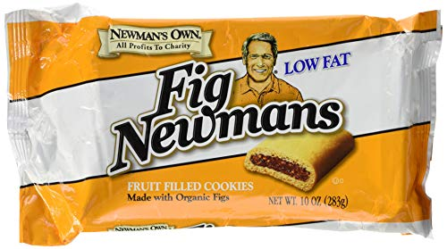 Newman's Own Organics Fat Free Fig Cookie Bar - 10 oz.
