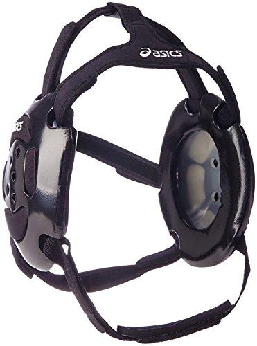 ASICS Aggressor Earguard, Black/Black, One Size