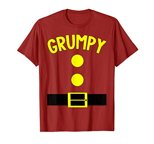 Grumpy Dwarf Halloween Costume Funny Gift Idea Grumpy Dwarf