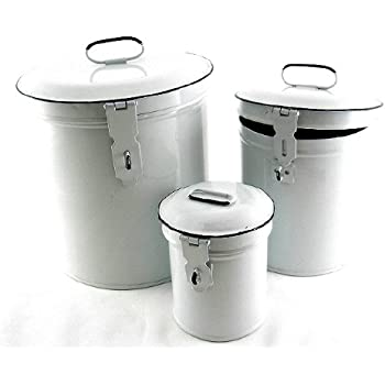 decorative canister sets kitchen decor and more country 17162