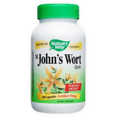 Natures Way St Johns Wort For Sale