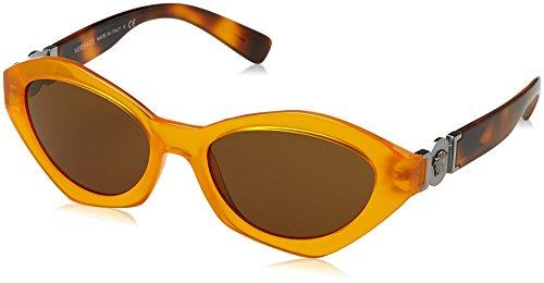 Gafas de Versace Orange Sol Mujer para Transparent RxqxPUwd1