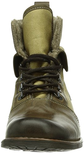 NOBRAND Bundle Herren Biker Boots Grün (olive 03)