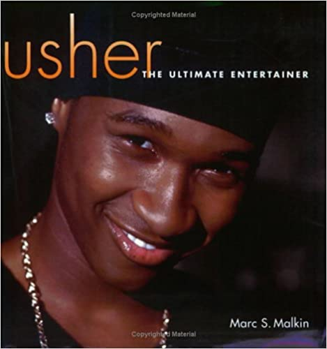 Usher : The Ultimate Entertainer