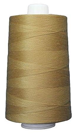 Superior Threads 13402-3105QC Omni 40W Polyester Thread, 6000 yd, Tahiti