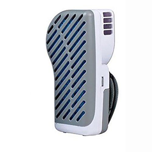 exc/ès de vitesse Refroidisseur en gris QUMOX Petit ventilateur et mini-climatiseur Portable et pratique