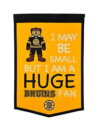 - Winning Streak NHL Boston Bruins Lil Fan Traditions Banner