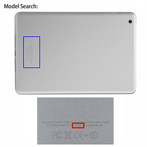 Srjtek LCD Display Screen Parts Replacement,for IPad Mini 2 3(7.9''),Fit for A1489 A1490 A1491 by srjtek (Image #2)