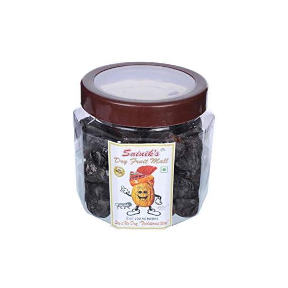 Sainik Dry Fruit Mall Kimya Dates / Dates from Iran / Soft Dates 400gms, Dates, Fresh Mazafati Dates, Kimia Dates, Fresh Juicy Dates
