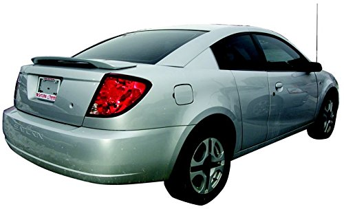 JSP Painted Rear Wing Spoiler Compatible with 2003-2007 Saturn Ion Quad Coupe WA8774 Flame Red Factory Style 47431