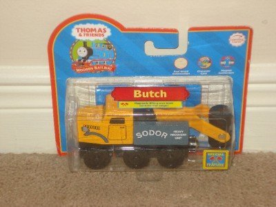 Learning Curve Truck (Thomas & Friends Wooden Railway - Butch the Tow Truck by Learning Curve)