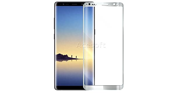 Bubble free Explosion Proof Screen Protector Film for Samsung Galaxy Note 8 KIT