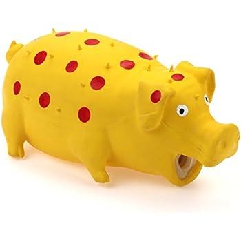 Pet Supplies : Pet Squeak Toys : Multipet 11.5-Inch Latex