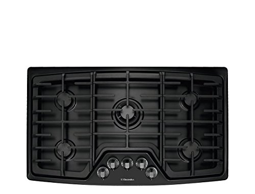 "Electrolux EW36GC55G 36"" Gas Cooktop with Min-2-Max® Burner"