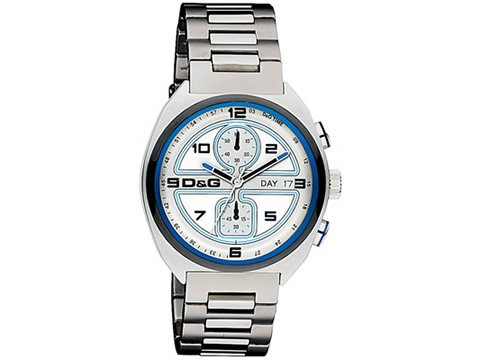 Dolce & Gabbana Song Chronograph Mens Watch DW0301