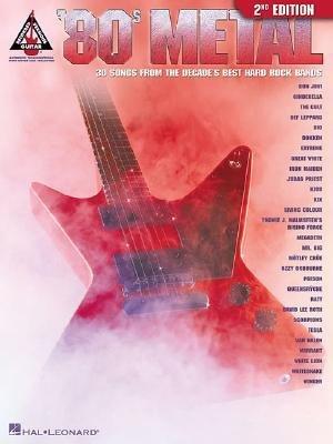 Hal Leonard 80s Metal - [('80s Metal )] [Author: Hal Leonard Publishing Corporation] [Jun-2001]