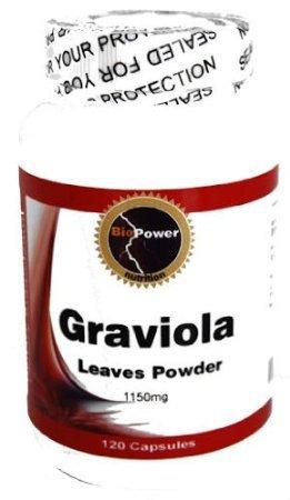 Graviola poudre de feuilles # 1150