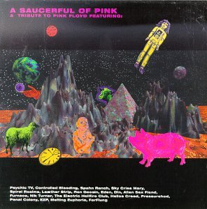 Saucerful of Pink: Tribute to Pink Floyd