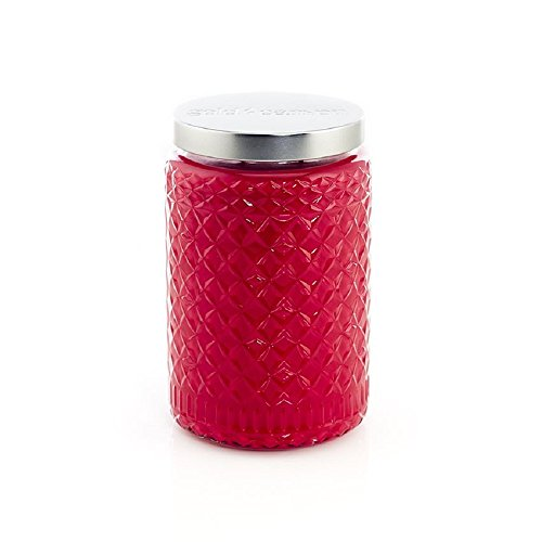 Gold Canyon Candle (26 oz Heritage Jar) -STRAWBERRY LEMONADE ~ Notes of Orange Fizz, Strawberry Leaf, Mimosa & Oak Wood.