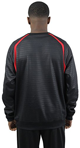 Su¨¦ter de equipo Nike Mens Lebron James Chainmail Thermafit 2X-Large
